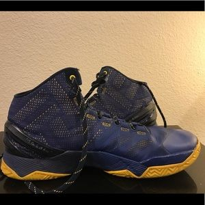 Under Armour Shoes   Stephen Curry 2